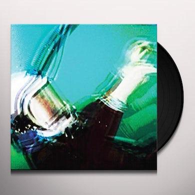Antlers UNDERSEA EP (TRANS BLUE/GREEN) Vinyl Record