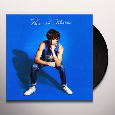 Delicate Steve THIS IS STEVE (WHITE) Vinyl Record