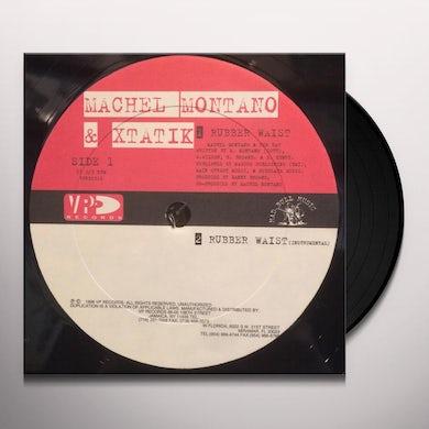 Machel Montano RUBBER WAIST Vinyl Record
