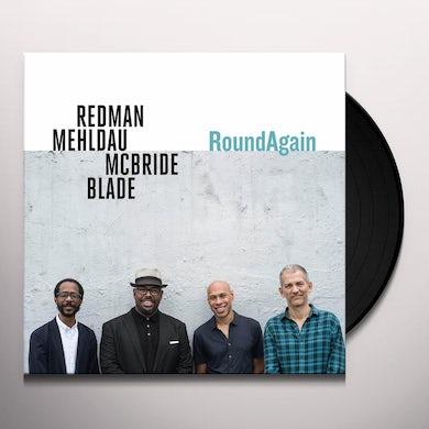 Joshua Redman / Brad Mehldau / Christian Mcbride ROUNDAGAIN Vinyl Record