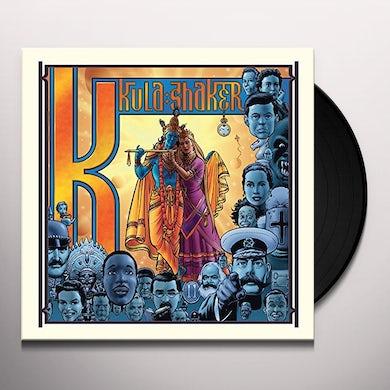 Kula Shaker K Vinyl Record