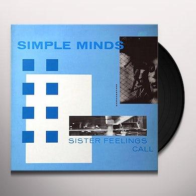 Simple Minds SISTER FEELINGS CALL Vinyl Record
