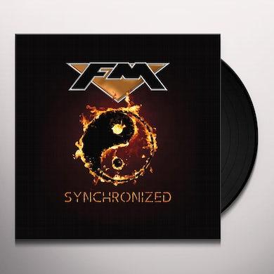 FM  Synchronized Vinyl Record