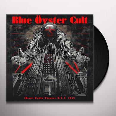 Blue Oyster Cult iHeart Radio Theater N.Y.C. 2012 Vinyl Record