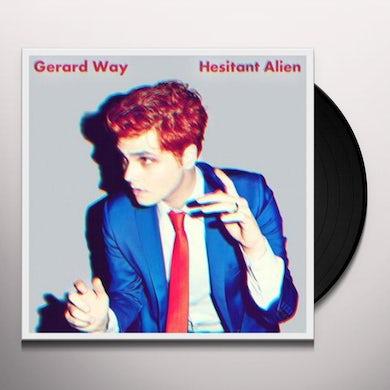Gerard Way Hesitant Alien Vinyl Record