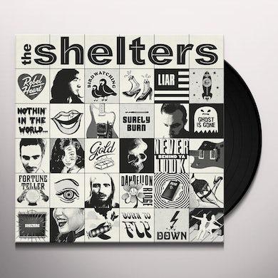 SHELTERS Vinyl Record