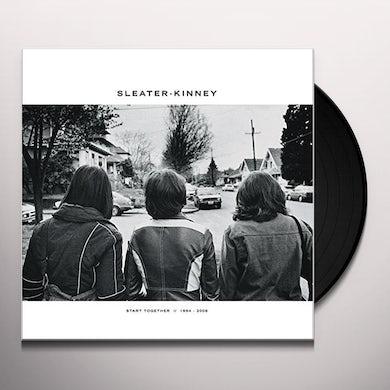 Sleater-Kinney START TOGETHER Vinyl Record