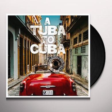Preservation Hall Jazz Band Tuba To Cuba Vinyl Record