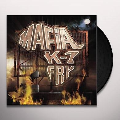 Mafia K1 Fry LA CERISE SUR LE GHETTO Vinyl Record
