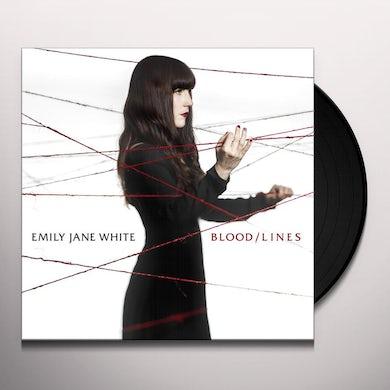Emily Jane White BLOOD/LINE Vinyl Record