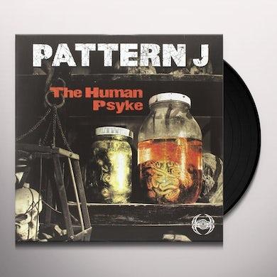 Pattern J HUMAN PSYKE Vinyl Record