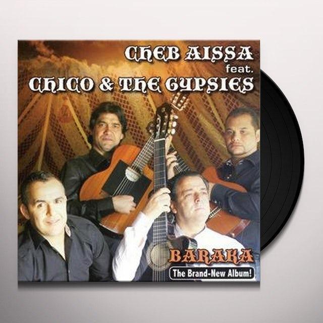 Cheb Aissa BARAKA Vinyl Record