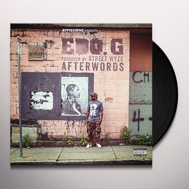 AFTERWORDS Vinyl Record