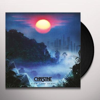 Christine ATOM FROM HEART Vinyl Record