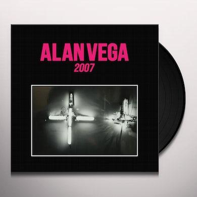 Alan Vega 2007 Vinyl Record