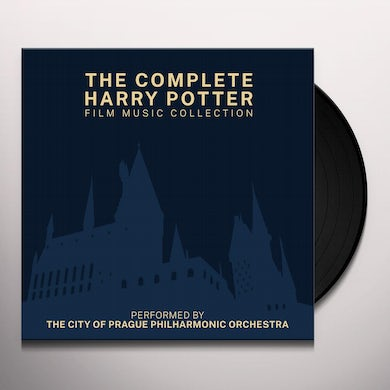 City Of Prague Philharmonic Orchestra COMPLETE HARRY POTTER FILM MUSIC COLLECTION Vinyl Record