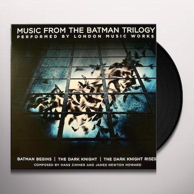 MUSIC FROM THE BATMAN TRILOGY Vinyl Record