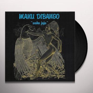 Manu Dibango WAKA JUJU Vinyl Record