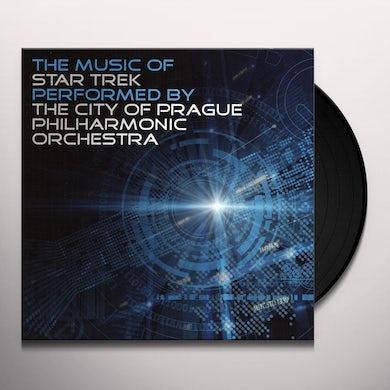 City Of Prague Philharmonic Orchestra MUSIC FROM STAR TREK Vinyl Record