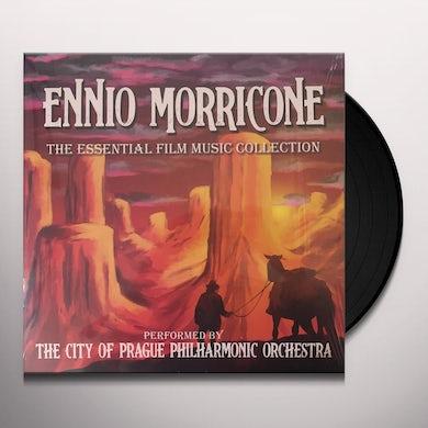 City Of Prague Philharmonic Orchestra ENNIO MORRICONE: ESSENTIAL FILM MUSIC COLLECTION Vinyl Record