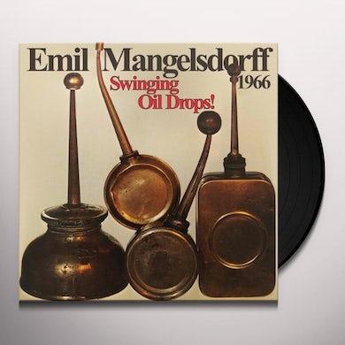 Emil Mangelsdorff SWINGING OIL DROPS Vinyl Record