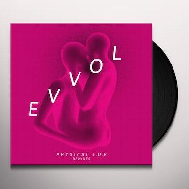 Evvol PHYSICAL L.U.V. REMIXES Vinyl Record