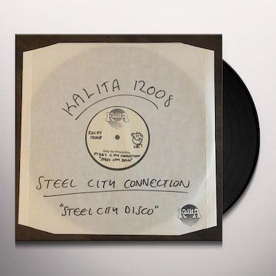 Steel City Connection STEEL CITY DISCO Vinyl Record