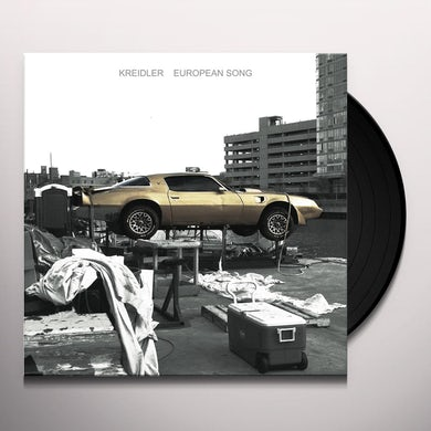 Kreidler EUROPEAN SONG Vinyl Record