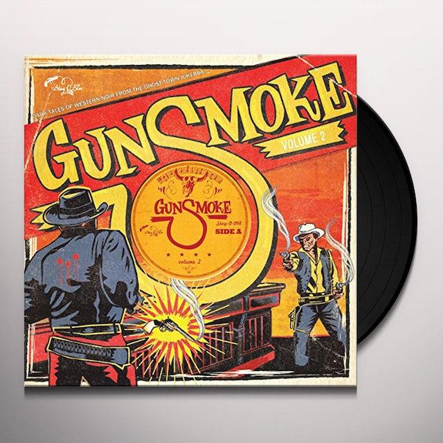 Gunsmoke 2: Dark Tales Of Western Noir From / Var