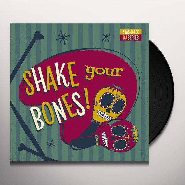 Shake Your Bones: Stag-O-Lee Dj Set 2 / Various