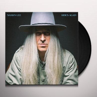 Shawn Lee RIDE AGAIN Vinyl Record