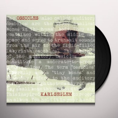 Karl Seglem OSSICLES Vinyl Record