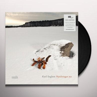 Karl Seglem NYESONGAR.NO Vinyl Record