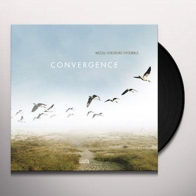 Mezza Ginsburg Ensemble CONVERGENCE Vinyl Record