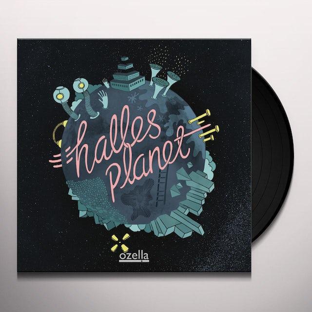 Gunnar Halle HALLE'S PLANET Vinyl Record