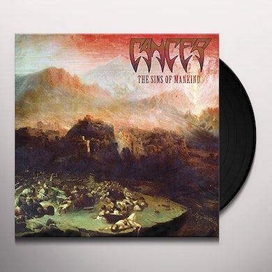 Cancer SINS OF MANKIND Vinyl Record