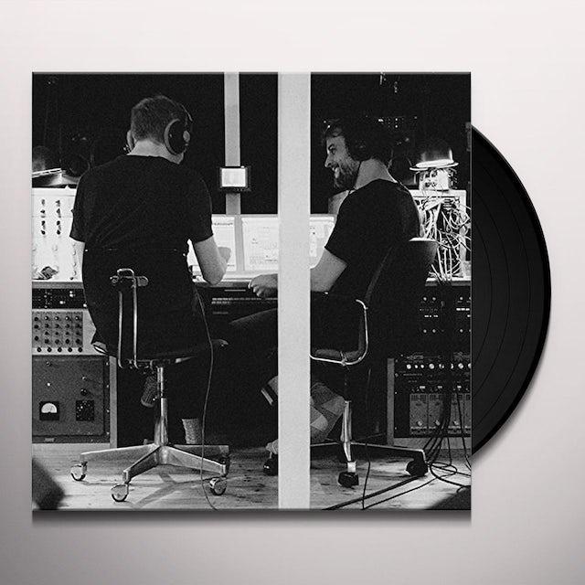 Ólafur Arnalds TRANCE FRENDZ Vinyl Record