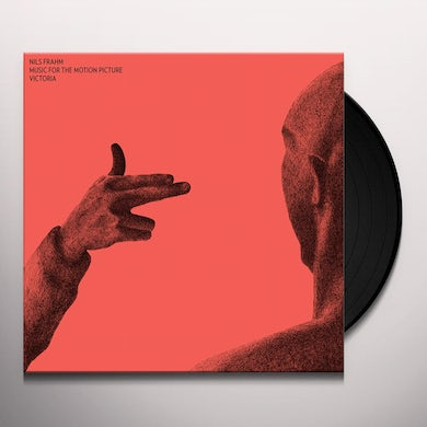 Nils Frahm MUSIC FOR THE MOTION PICTURE VICTORIA Vinyl Record