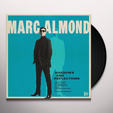 Marc Almond SHADOWS & REFLECTIONS Vinyl Record