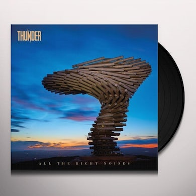 Thunder ALL THE RIGHT NOISES Vinyl Record