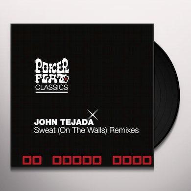 John Tejada SWEAT: ON THE WALLS REMIXES Vinyl Record