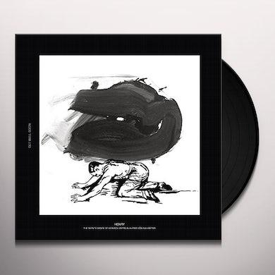 Get Well Soon HENRY-THE INFINITE DESIRE OF HEINRICH Vinyl Record - UK Release