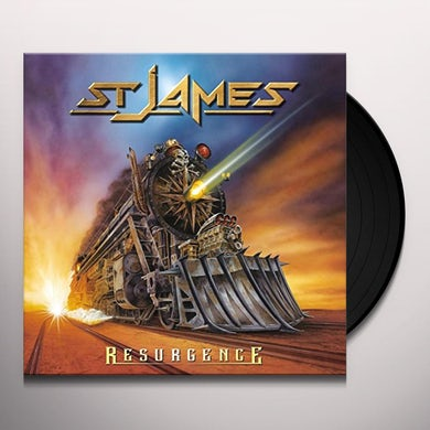 St.James RESURGENCE Vinyl Record