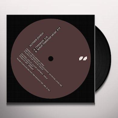 Mathew Jonson TYPEROPE Vinyl Record