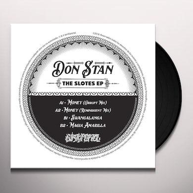 Don Stan SLOTES Vinyl Record