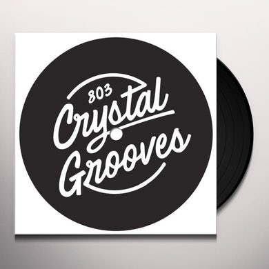 Cinthie 803 CRYSTAL GROOVES 002 Vinyl Record