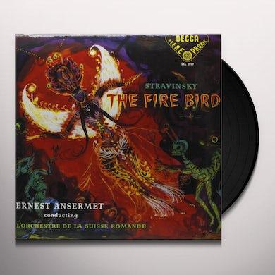 Stravinsky / Ansermet FIREBIRD Vinyl Record