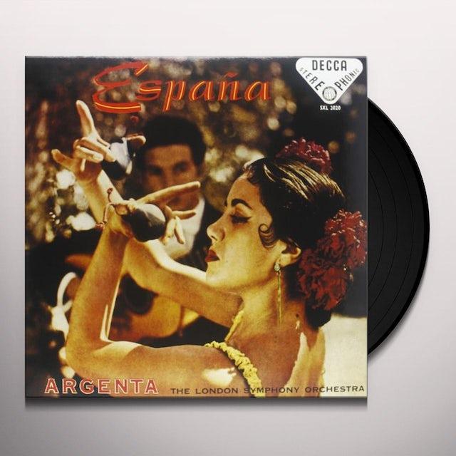 Ataulfo Argenta ESPANA Vinyl Record