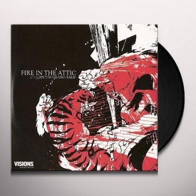 Fire In The Attic CUM GRANO SALIS (Vinyl)