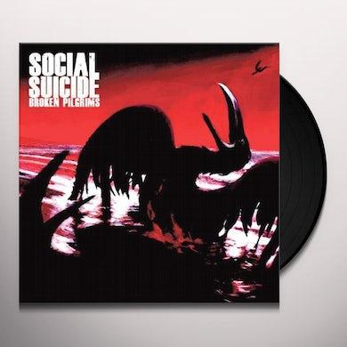 Social Suicide BROKEN PILGRIMS Vinyl Record